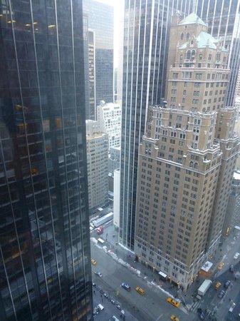 New York Hilton Midtown: View