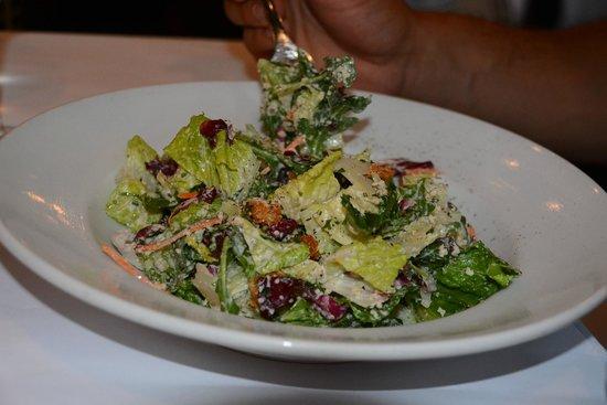 City Lobster & Steakhouse: Cesar salad