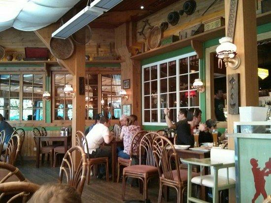 See-Restaurant am Europa-Park : Sea restaurant
