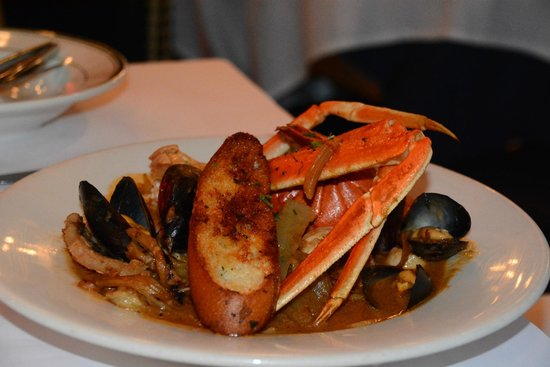 City Lobster & Steakhouse: Mixed Seafood