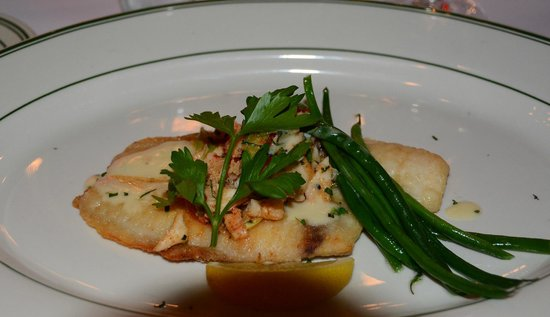 City Lobster & Steakhouse: Sole