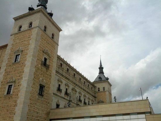 Alcazar - Museo del Ejercito: El Alcázar