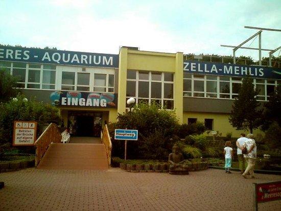 Erlebnispark Meeresaquarium