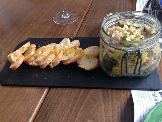 Victor Cruz Bistro: Ceviche