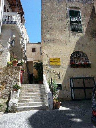 Terra Murata : Abbazia di san Michele