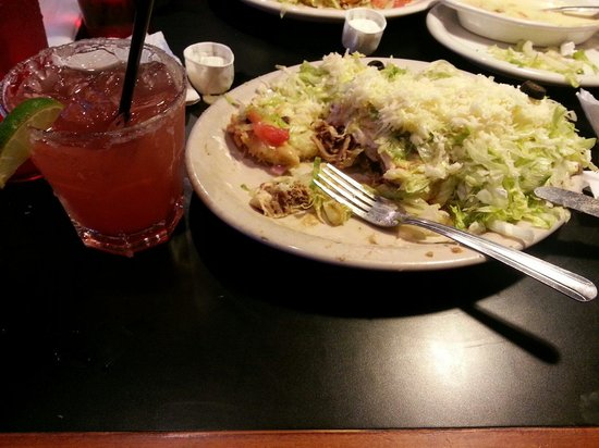 Elsa's Mexican Restaurant: The most amazing burrito!