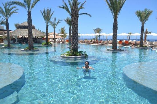 Secrets Puerto Los Cabos Golf & Spa Resort: amazing infinity pool