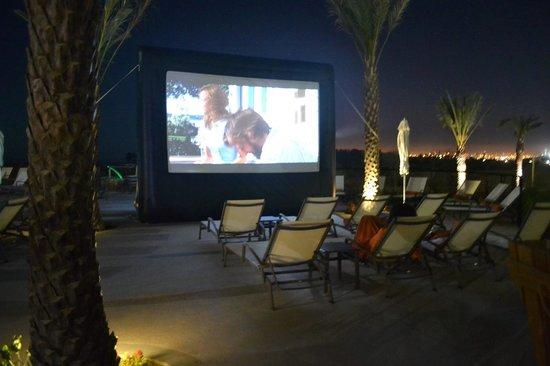 Secrets Puerto Los Cabos Golf & Spa Resort: film showing