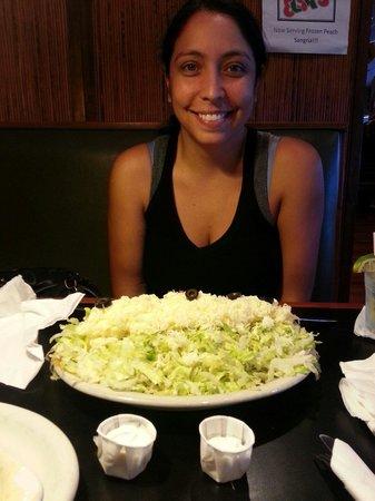 Elsa's Mexican Restaurant: The Supper Burrito!