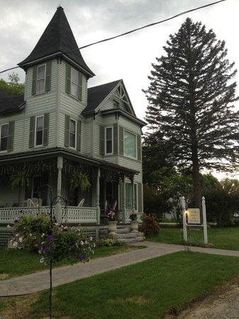 Henniker House Street View - Front