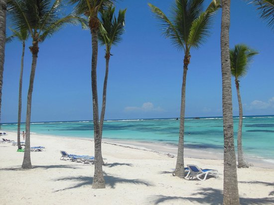 Club Med Punta Cana: Superbe plage et mer turquoise