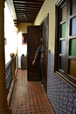 Dar Yanis : le stanze