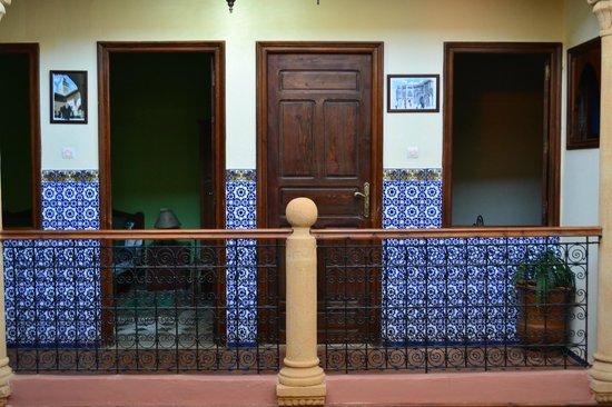 Dar Yanis : panoramica dell'interno