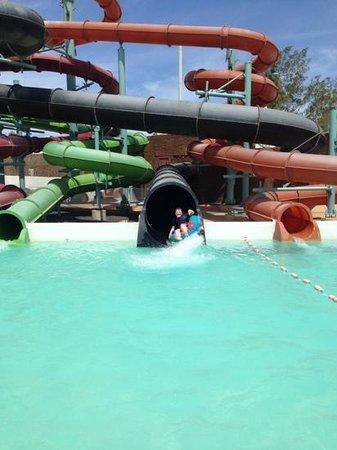 Hotel Club Playa Blanca: Aqua Park