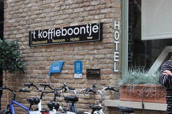 Hotel Koffieboontje : hôtel
