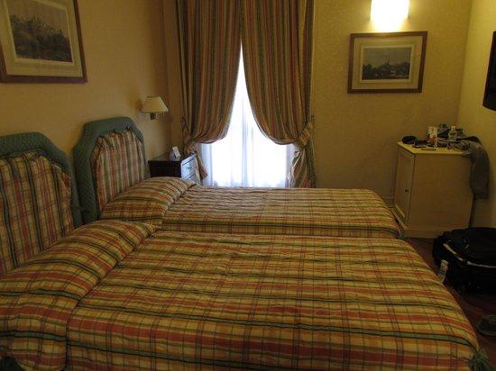 Hotel Garden: Bedroom