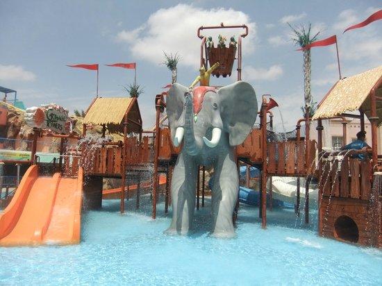 Medina Belisaire & Thalasso: Aqua Land