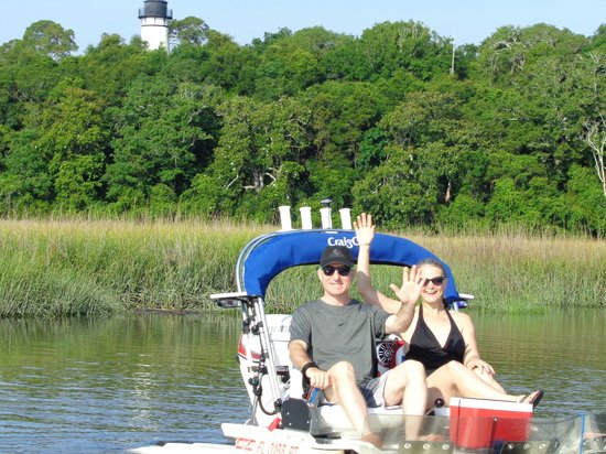 Backwater Adventure : Dave & Monica