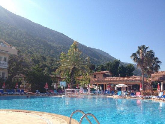 Turquoise Hotel : Poolside