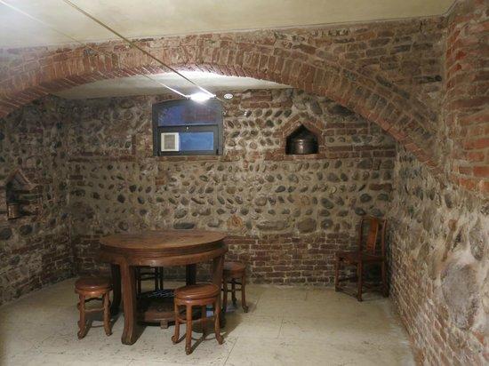 Residence Hotel Antico San Zeno: столовая в номере