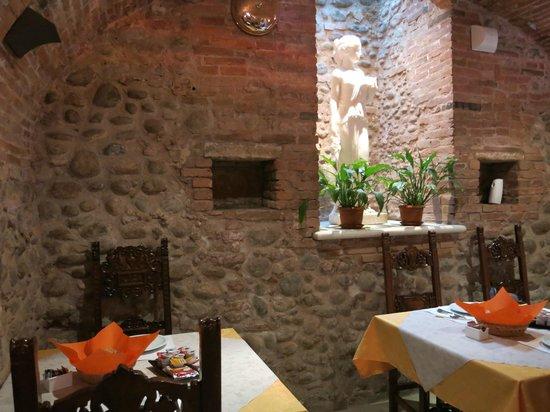 Residence Hotel Antico San Zeno: ресторан