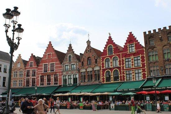 Hotel Koffieboontje: aperçu de Brugges