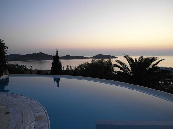 Elounda Gulf Villas & Suites: Вот это вид!
