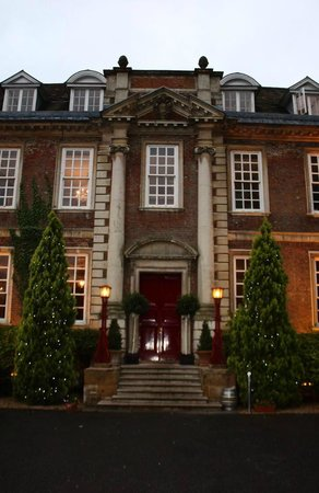 Anstey Hall: Front
