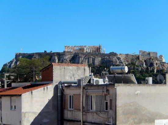 City Circus Athens: Rooftop View City Circus