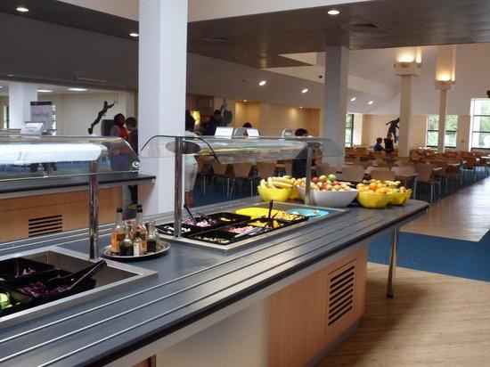 PGL Liddington: Food Hall 1