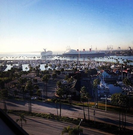 Hyatt Regency Long Beach: View from room!