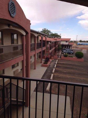 Wetherill Inn: Vista dalla camera