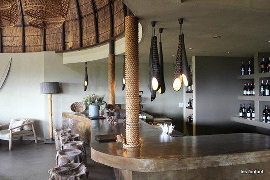 Gondwana Game Reserve : le lounge