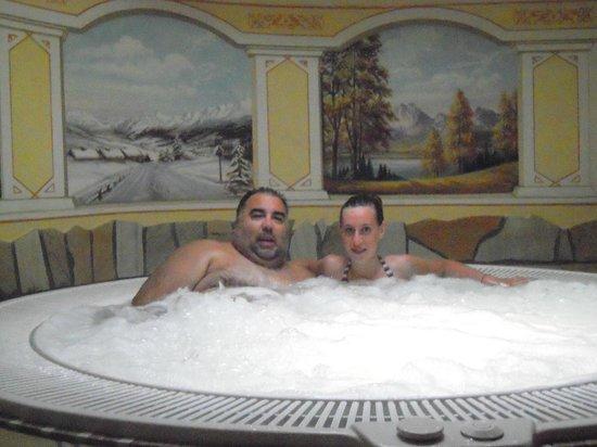 Hotel Garni Roberta: max e marty
