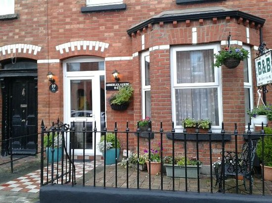 Abberley House B&B, Dublin, Ireland