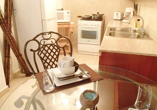 Casa Sucre Boutique Hotel : Kitchen