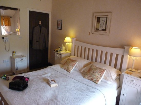 Poppy Cottages: Sunflower room