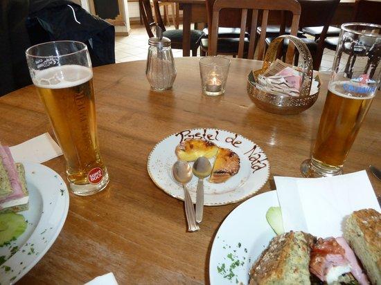 KaffeeKlatsch: Pastel de nata!!!