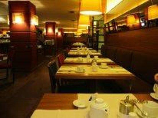 K+K Hotel Maria Theresia: ресторан отеля
