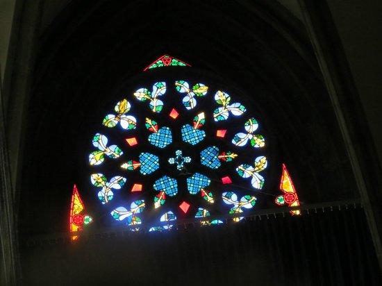 Stephansdom: Kirchenfenster