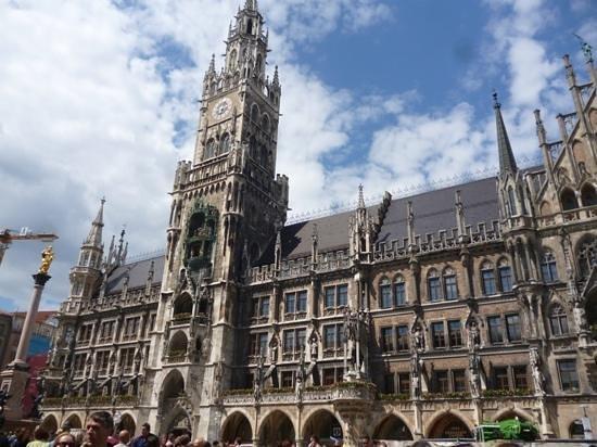 Neues Rathaus: Neus Rathaus