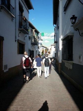 Play Granada: con Malik en Albazin para arriba!