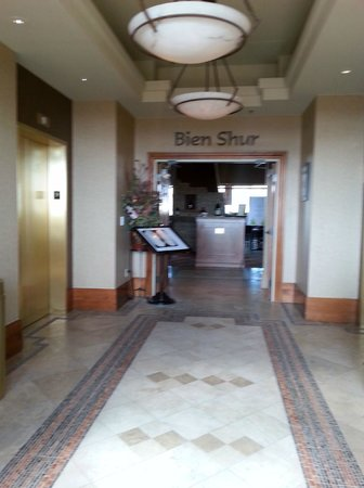Sandia Resort & Casino: Bien Shur