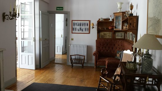 Casa de Tepa: habitacion de la casa