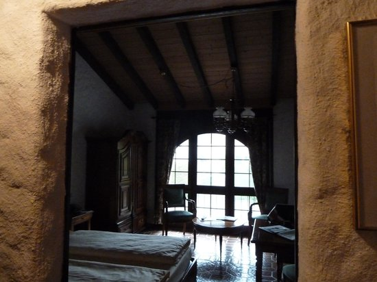 Swiss-Chalet Lodge: interno camera