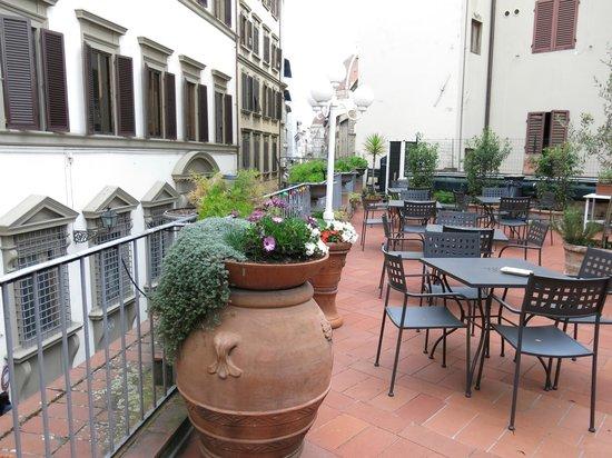 Hotel Balcony: Терраса
