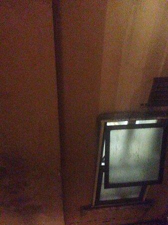 Hotel Concordia: Room view