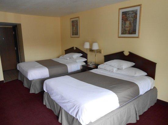 Econo Lodge Airport: Guestroom