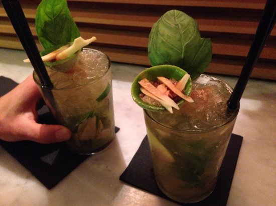 The Plum Tree Bar & Restaurant: Basilito