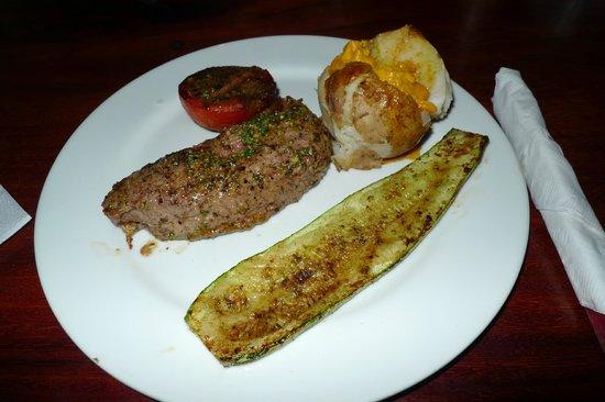 El Lagarto: churrasco